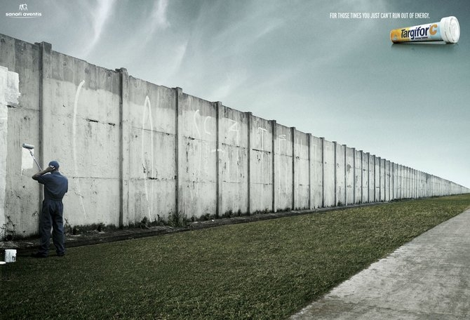 Creative Ads by Marcus Hausser