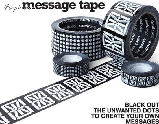 Creative Packing Tapes