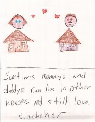 How Love Works (Child's Perspective)