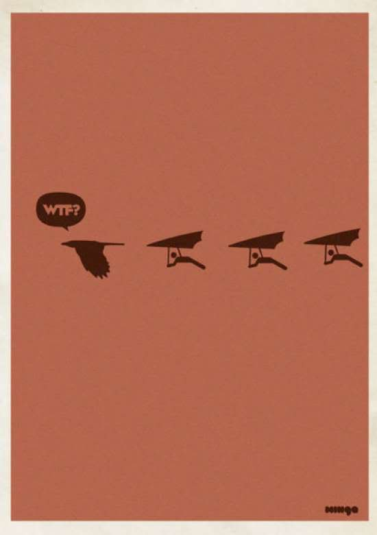 Clever Drawings to Illustrate WTF Situations