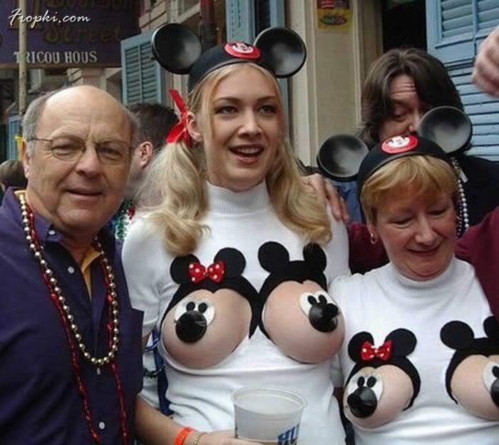 When Disney is Not for Kids