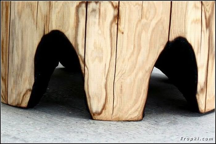 Strange Ways of Making Furnitures