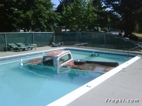 This is What 'Car Pooling' actually Means