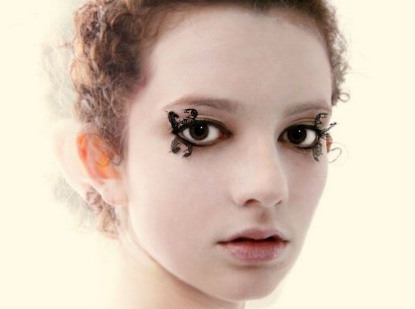 Amazing and Scary Eyelashes