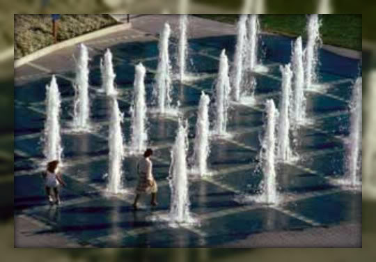 Most Beautiful Fountains from Around the World