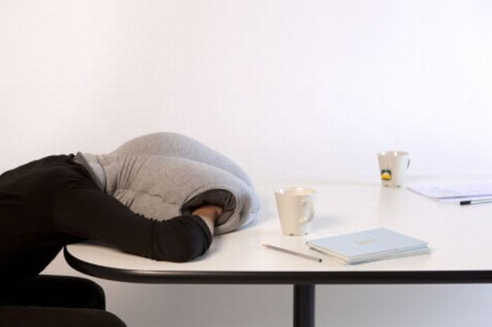 How to Take a Nap in Office