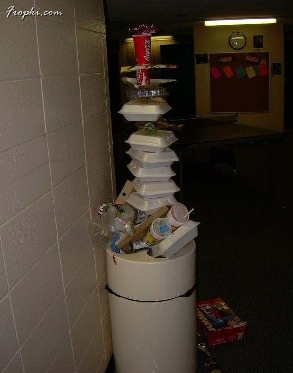 College Pranks and Unbelievable Balance Acts