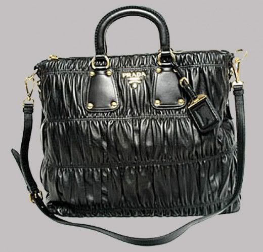Handbags by Prada