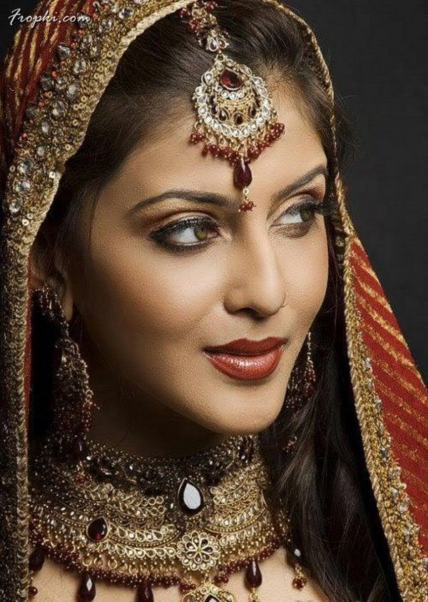 Lovely & Gorgeous Beauty Of Indian Brides