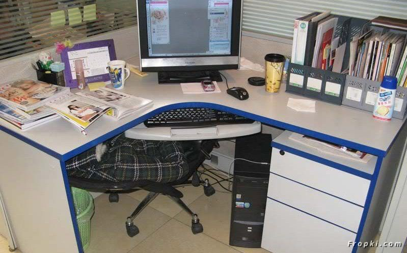 How to Sleep in Office