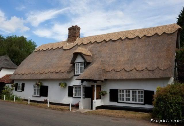 Unique Style Roofs in England