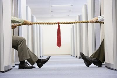 Office Politics - How to handle?