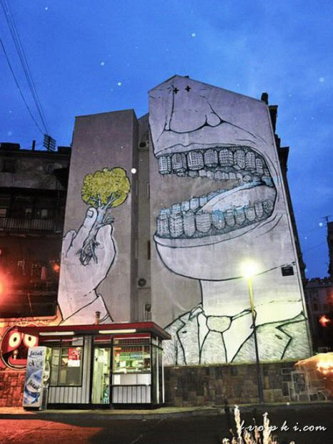 Best Graffiti from around the world