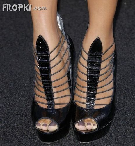 Celebrities and their unusual shoes