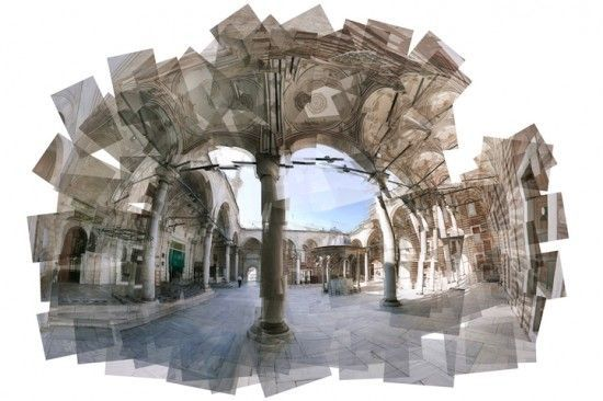 Art of Panographies - Mixing of Pictures