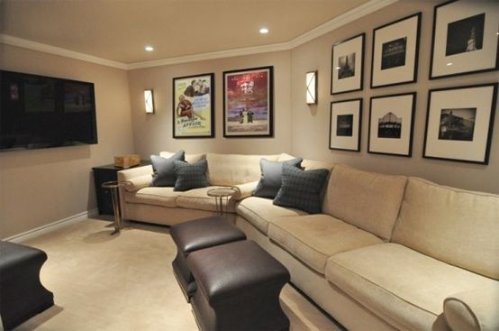 Luxurious Movie Theatres in Home