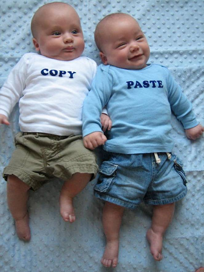 IT Engineer's Twin Sons