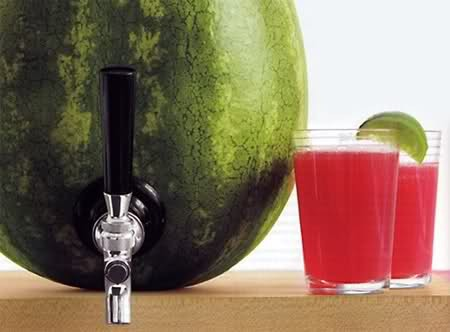 22 Creative Beer and Beverage Drinking Gadgets