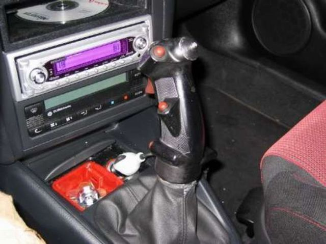 Creative Homemade Gear Shift Knobs