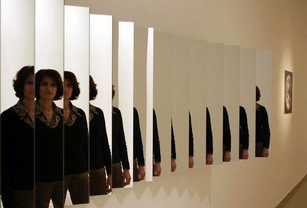 Spectacular Reflection Art