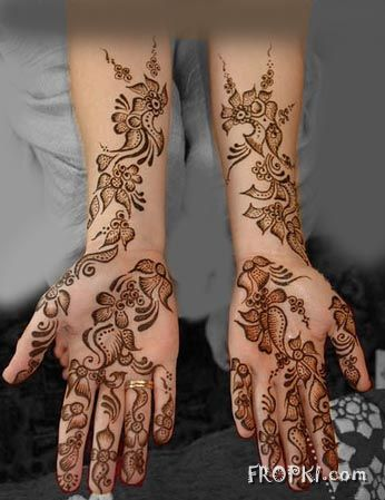 Flaunt exquisite mehendi designs this monsoon