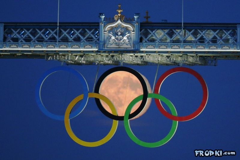 Olympic rings got one more ring