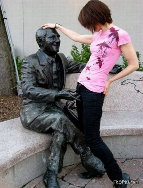 WTF Girls photographed doing Crazy Things