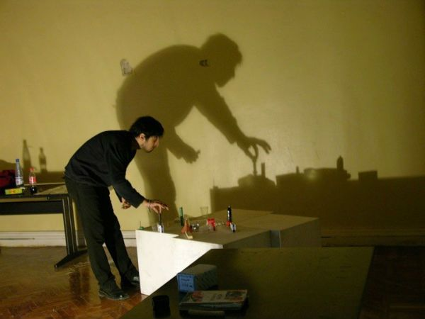 Unbelievable Shadow Art