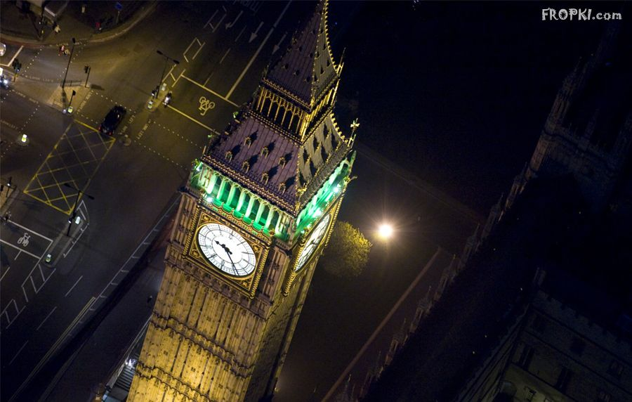 London by the Night