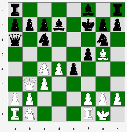 Chess - White to Move, Mate in Two (21-01-2012)