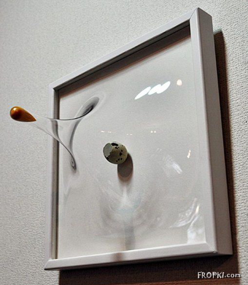 3D Pictures of Japanese artist Yuki Matsueda