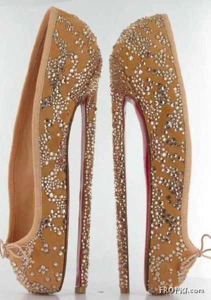 Crazy High Heels for Fashion Crazy Women