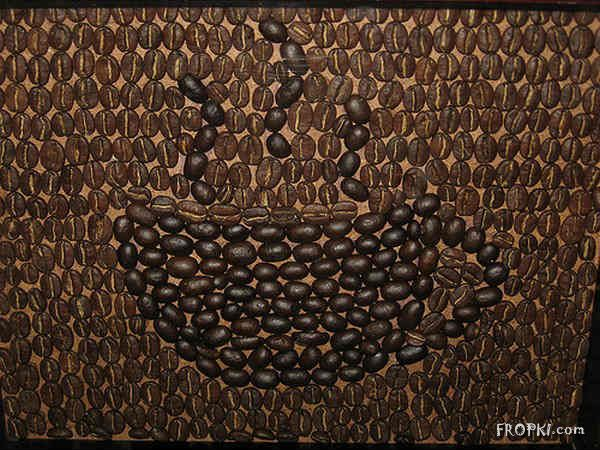 Coffee Beans Artwork