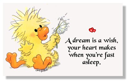 Dream is a...