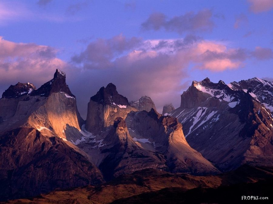 Most Beautiful Mountains in the World