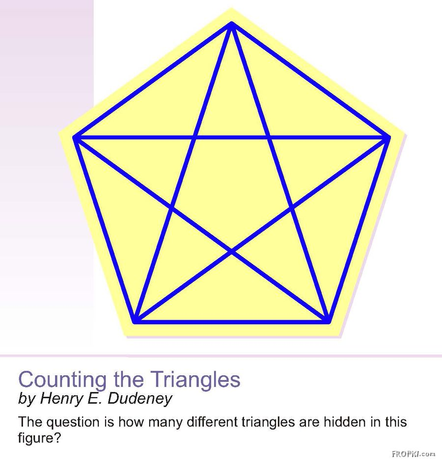 Counting the Triangles (Part-3)