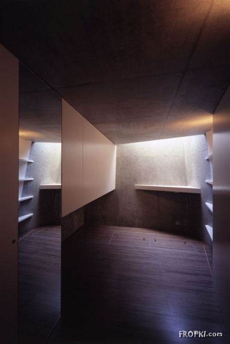 Tiny Spacious House in Tokyo