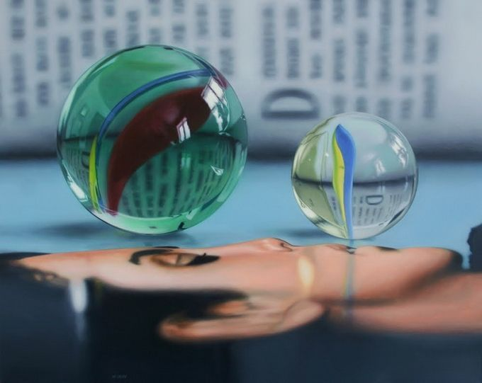 Hyperrealism Paintings by Jason De Graaf