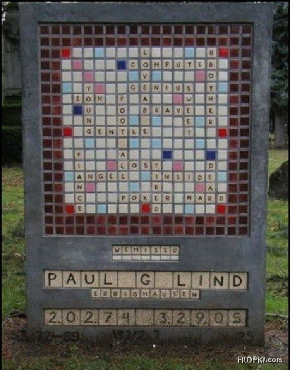Most Interesting and Unusual Tombstones