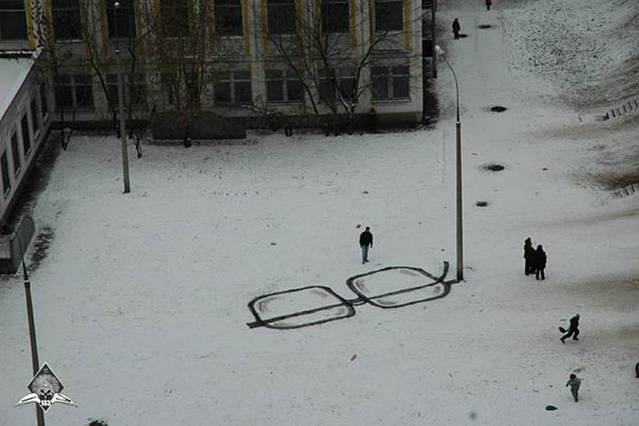 Funny Street Arts one can Witness