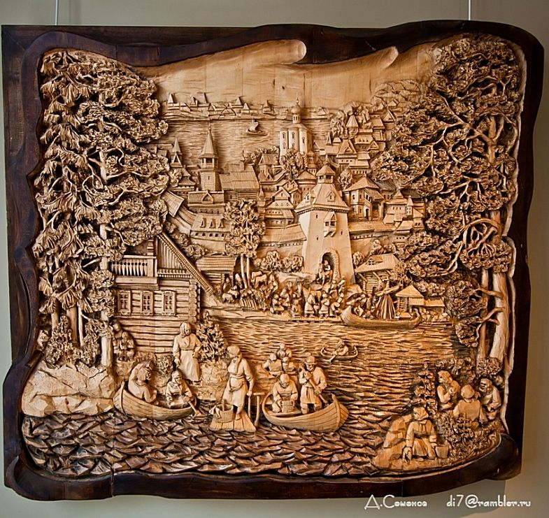 Wooden Masterpieces of Karelia