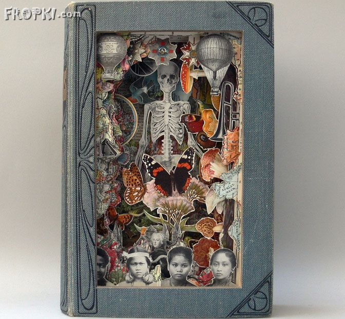 Breathtaking Book Art