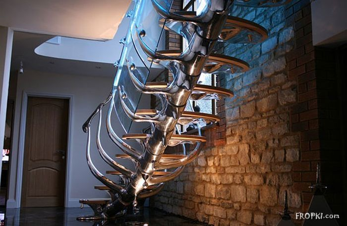 Unusual & Creative Staircase Designs