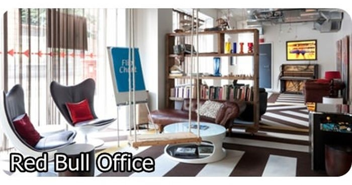 The Most Amazing Offices