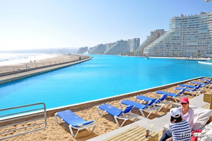 Largest Siwmming Pool of the World