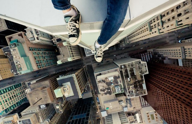 Jaw-Dropping Rooftop Photography