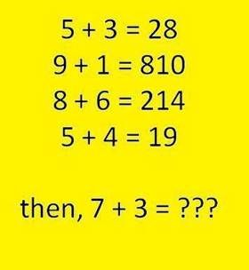 What is the last Mathematics Style of the previous 4