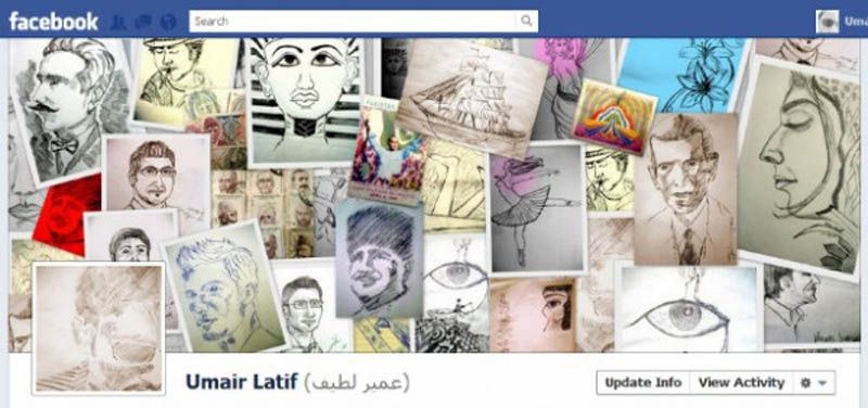 Creative Facebook Timeline Covers