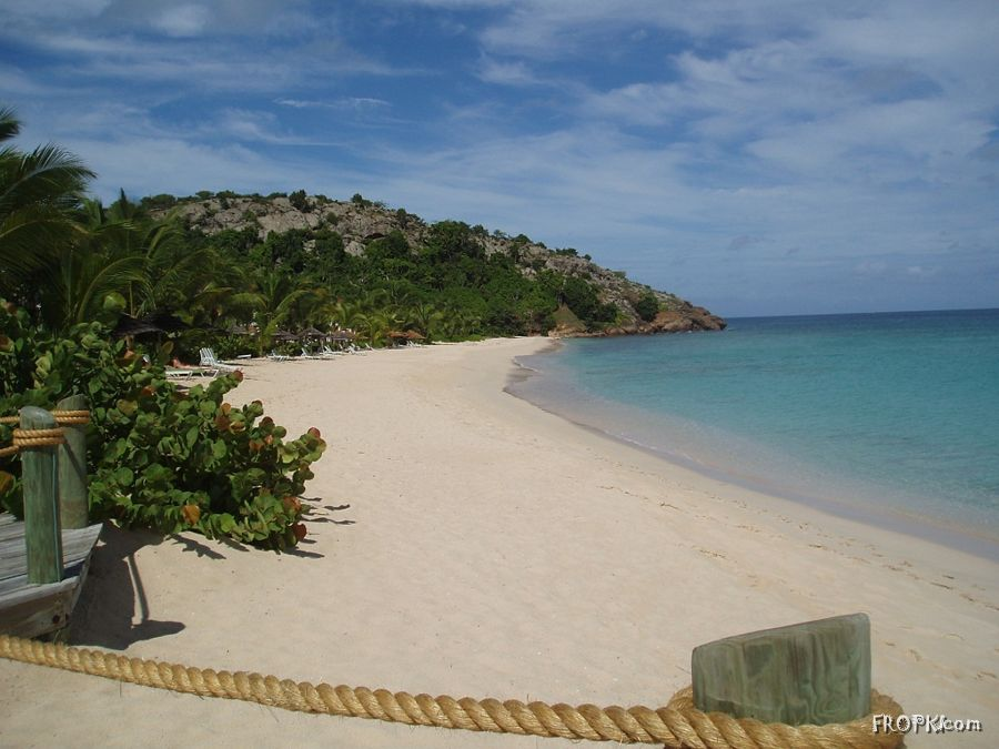 Spectacular Scenes from Antigua & Barbados