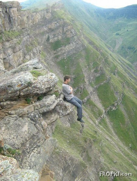 Most Unusual Locations for Doing these Activities